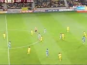 Футбол. УЕФА Еуропа Лигасы. Плей-офф раунды