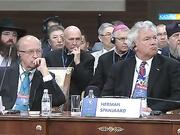 Елбасы Н.Назарбаевтың қатысуымен ядролық қарусыз әлем құру халықаралық конференциясы. Арнайы хабар