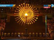Рио-2016 Паралимпиадасының алауы жағылды (ВИДЕО)