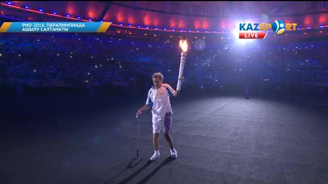 Самый трогательный момент на Церемонии открытия Паралимпиады-2016 (ВИДЕО)