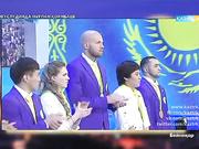 Әділбек Ниязымбетов - бокстан Рио Олимпиадасының күміс жүлдегері