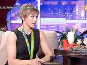 Гюзель Манюрова - әйелдер арасындағы күрестен РИО Олимпиадасының күміс жүлдегері