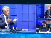 ҚР Мәдениет және спорт министрі Арыстанбек Мұхамедиұлымен сұхбат