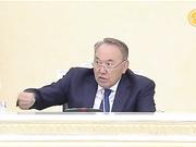 Елбасы Н. Назарбаевтың Қостанай облысы жұртшылығымен кездесуі. Арнайы хабар