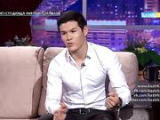 Данияр Елеусінов - бокстан Рио Олимпиадасының алтын медаль иегері
