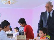 Атырау облысында балаларға арналған тегін дойбы мектебі ашылды