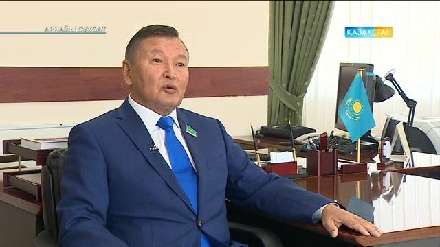 Сенатор Серік Ақылбай: Кейкі батыр туралы