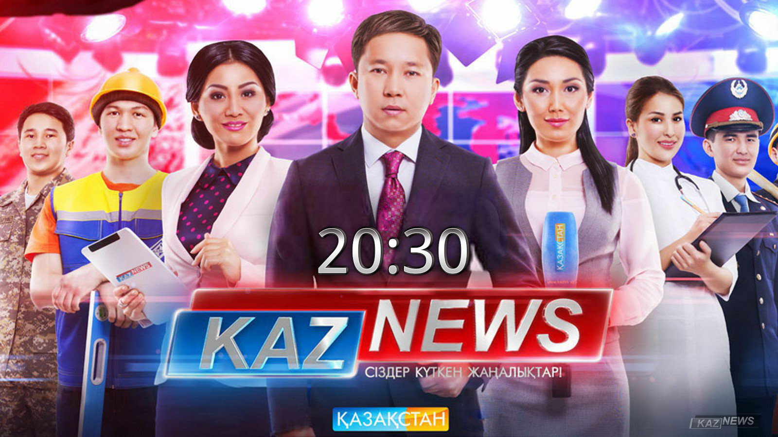 20:30 жаңалықтары (12.10.2016)