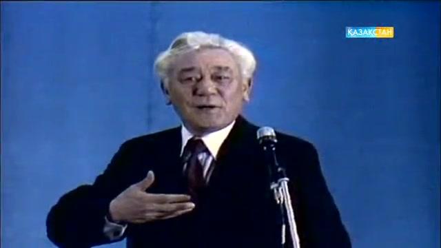 Ұлттық арна Хамит Ерғалиевтің 100-жылдығына орай «Сардар ақын, сарбаз жыр» деректі фильмін көрсетеді