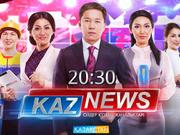 20:30 жаңалықтары (13.10.2016)