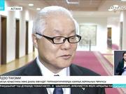 Мемлекеттік хатшы Г.Әбдіқалықова Жапония депутатымен кездесті
