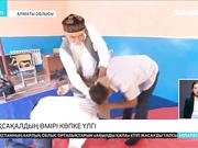 Алматылық Серік Ыбытаев жарты өмірін әскери қызметке арнаған