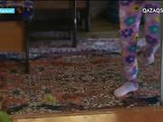 7 жастағы Шырын Бегалықызы: Әкем «өзің жүр» дейді, бірақ, мен талпына да алмаймын