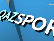 "В гостях у ""QAZSPORT"" - Хоккеисты  «Барыса»  Максим Семёнов и Константин Пушкарёв"