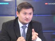 Басты тақырып - «Астана» халықаралық қаржы орталығының атқарушы директоры Саясат Нұрбек (Толық нұсқа)