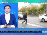 Астанада жыл басынан бері жол жүру ережелеріне қатысты 127 мың заң бұзушылық тіркелген