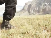 Жақсылық Үшкемпіров  Меркі жерінде «24 сағатын табиғат құшағында» өткізді