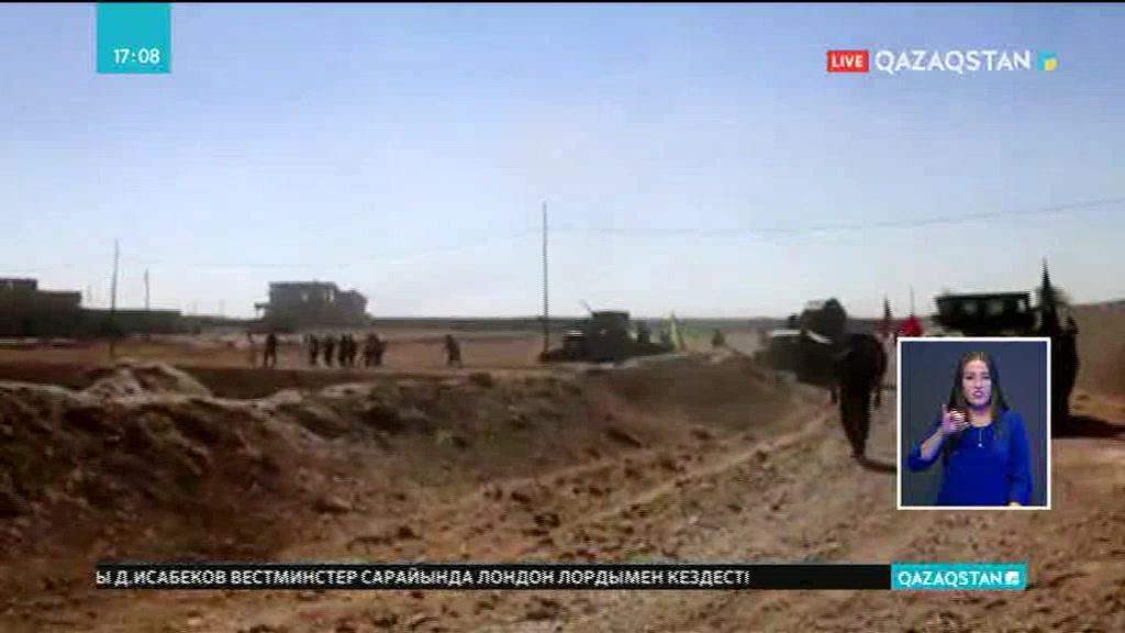 Ирак армиясы Хавиджа қаласын «ДАИШ»-тан азат етті