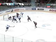 «Авангард» - «Барыс» хоккей кездесуіне видеошолу