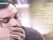 Темо Саджая «Silk Way Star» сахнасында Нұржан Керменбаевтың «Есіңде ме» әнін орындады