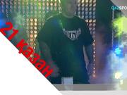 «QAZSPORT» телеарнасы қазақстандық боксшы Жанат Жақияновтың кәсіпқой бокс кешін тікелей эфирде көрсетеді