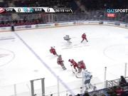 КХЛ: «Спартак»  - «Барыс»  4:3 ОТ
