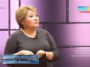 Эльмира Суханбердиева: Білім және ғылым министрлігі мектептердегі бірыңғай базалық оқулықты оқушыларға жеңіл болуы үшін екіге бөлді