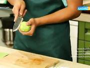 Жүгері қосылған салат дайындау