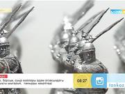 Ернар Нұрмағанбетов: «Қазақ батырлары» мүсіндерін ойыншық ретінде шығару жоспарлануда