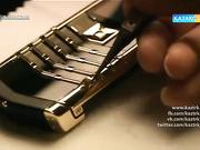 Англияның VERTU компаниясы Қазақстан Тәуелсіздігінің 25 жылдығы құрметіне орай арнайы смартфондар шығарды