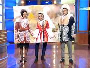 Әнші Салтанат Бақаева «Түнгі студияда» қонақта