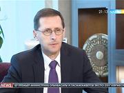 «Арнайы сұхбат». Венгрия Республикасының Ұлттық экономика министрі Михай Варга