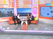 Ақтөбелік оқушы Мөлдір Жұбаева Қ.Мырза Әлі шығармашылығы туралы түрік тілінде қорғап, 150 мың доллардың сертификатын жеңіп алды
