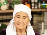 «Ас болсында» - жиһанкез әже Лена Тоқсанбаева және немересі Айдын!