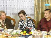 Жазушы, драматург, сыншы, ҚР Еңбек сіңірген қайраткері Сәбит Досановтың шаңырағындағы «Сенбілік таң»!