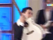 «Түнгі студияда Нұрлан Қоянбаев» ток-шоуында бүгін әнші Құрмаш Маханов қонақта!
