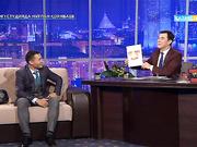 Қанат Ислам - боксшы. Түнгі студияда Нұрлан Қоянбаев