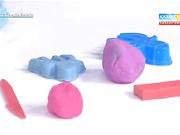 Балаларға арналған пластилин: зияны мен сапалысын таңдау. Бірге таңдаймыз!