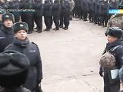 Рустам Сердалинов - 55/71 әскери бөлімінің аға лейтенанты. Бүгінгі күннің батырлары