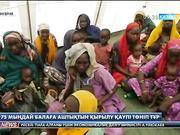 Нигерияда 75 мыңдай балаға аштықтын қырылу қаупі төніп тұр