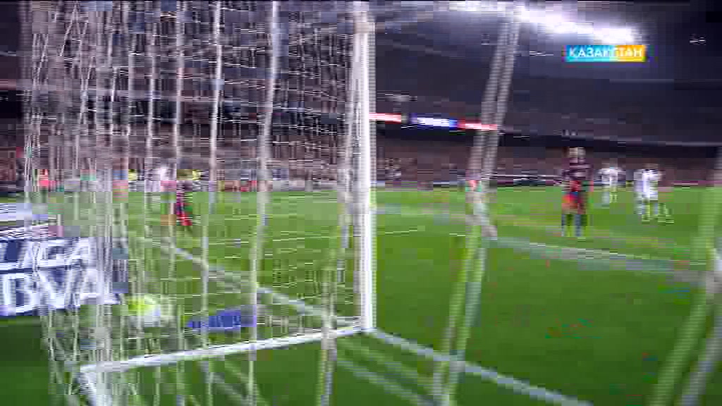Футболдан Испания чемпионаты «Kazsport» арнасында!