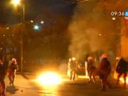 Афинада студенттер көтерілісінің 43 жылдық мерейтойын атап өтуге қатысты шеру соңы қақтығысқа ұласты