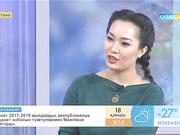 Жазушы Мәди Айымбетов «Таңшолпанда» қонақта
