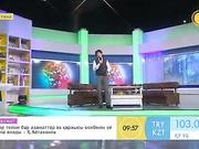 Әнші Құрмаш Маханов «Таңшолпанда» қонақта