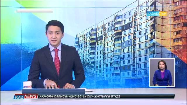 Алматының көп қабатты тұрғын үйлерінің бірінде екі пәтер иттерге толы