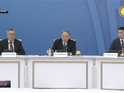 Апта басында Мемлекет басшысының қатысуымен «Астана» клубының екінші отырысы өтті