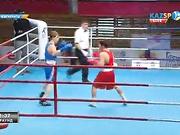 Бокстан Қазақстан чемпионаты: Тартысты жекпе-жекте Айбек Рымбекұлы жеңіске жетті