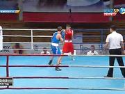 Бокстан Қазақстан чемпионаты: Абай Қуандықов (52 кг) келесі кезеңге жолдама алды