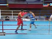 Бокстан Қазақстан чемпионаты: Нұрдәулет Жарманов (81 кг) келесі айналымға өтті