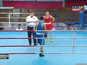 Бокстан Қазақстан чемпионаты: Қайрат Ералиев (56 кг) келесі кезеңге өтті